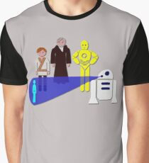 You're our only hope! Graphic T-Shirt