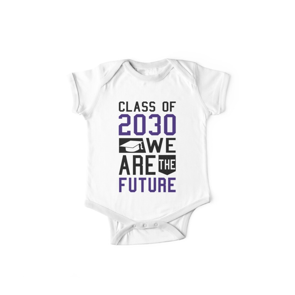 Class of 2030 We Are the Future Kids Graduation by KsuAnn