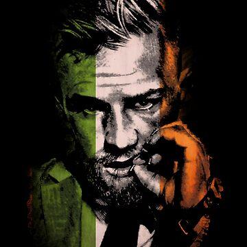 Conor McGregor by Coldink