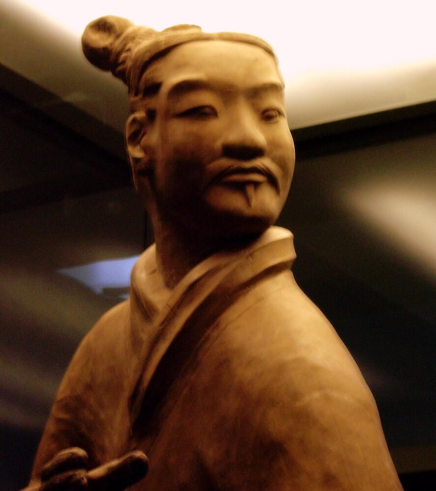 """""""Terracotta Warrior""""  Xian. by lurline"""