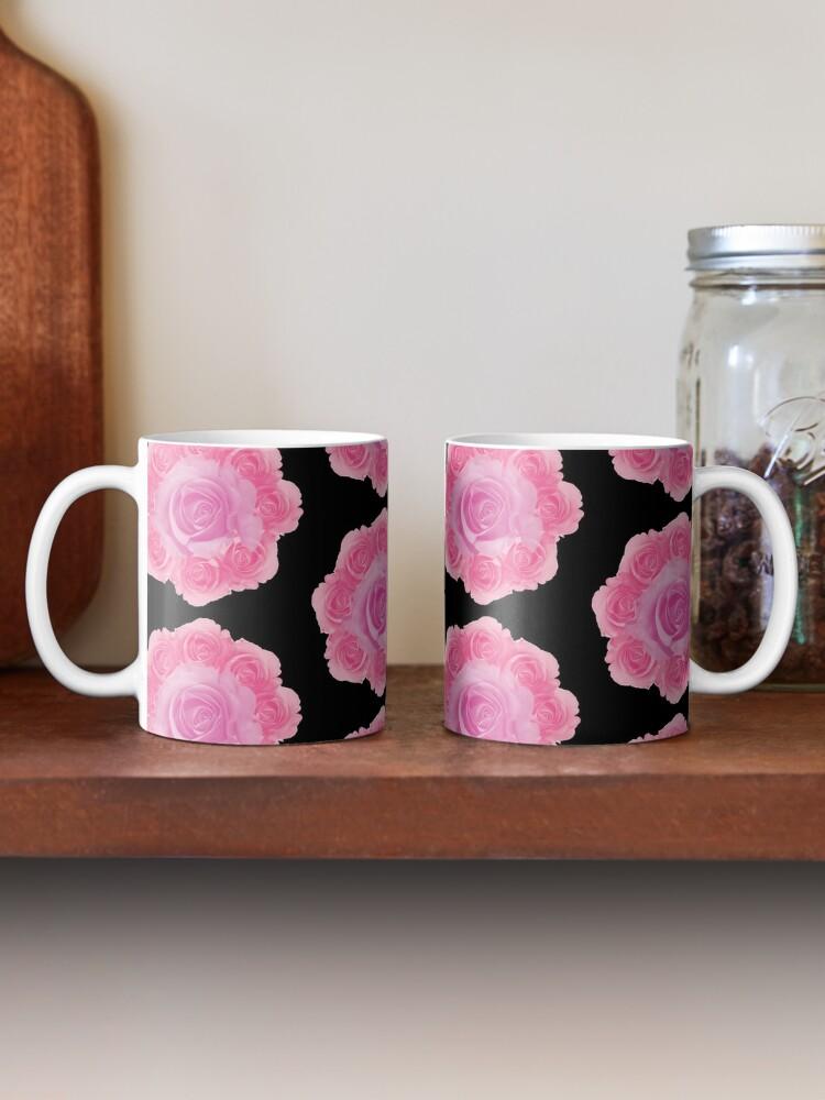 Mug ''Rose is a rose': autre vue