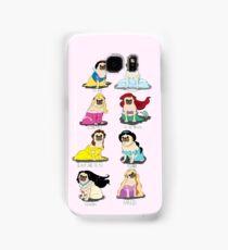 Pug Princesses Samsung Galaxy Case/Skin
