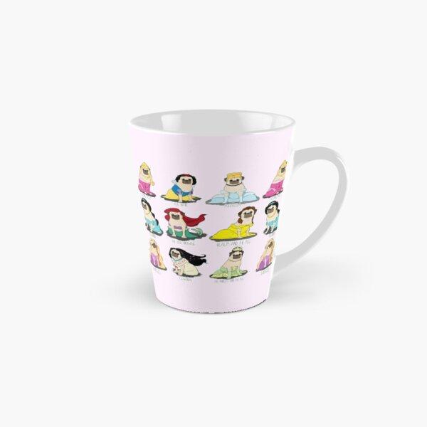 Pug Princesses Tall Mug