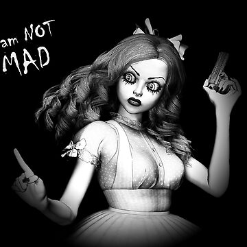 Alice gone mad by BrittaGlodde