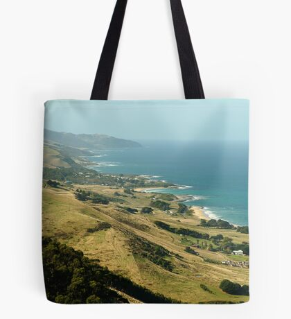 Mariner's Lookout Great Ocen Rd Tote Bag