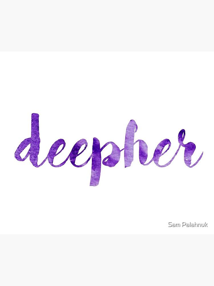 Deepher sticker by sampalahnukart
