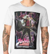 JoJo's Bizarre Adventure Stardust Crusaders Men's Premium T-Shirt