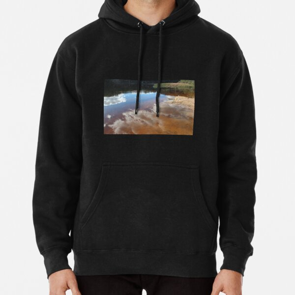 Contemplating Dunn's Swamp Pullover Hoodie