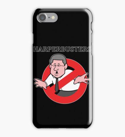 HARPERBUSTERS iPhone Case/Skin