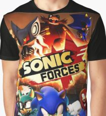 Sonic Forces Graphic T-Shirt