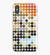 LED ZEPPELIN, BENDAY DOTS, HOUSES OF THE HOLY iPhone Case/Skin