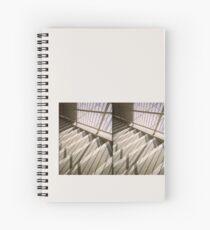 Stair Lines Spiral Notebook