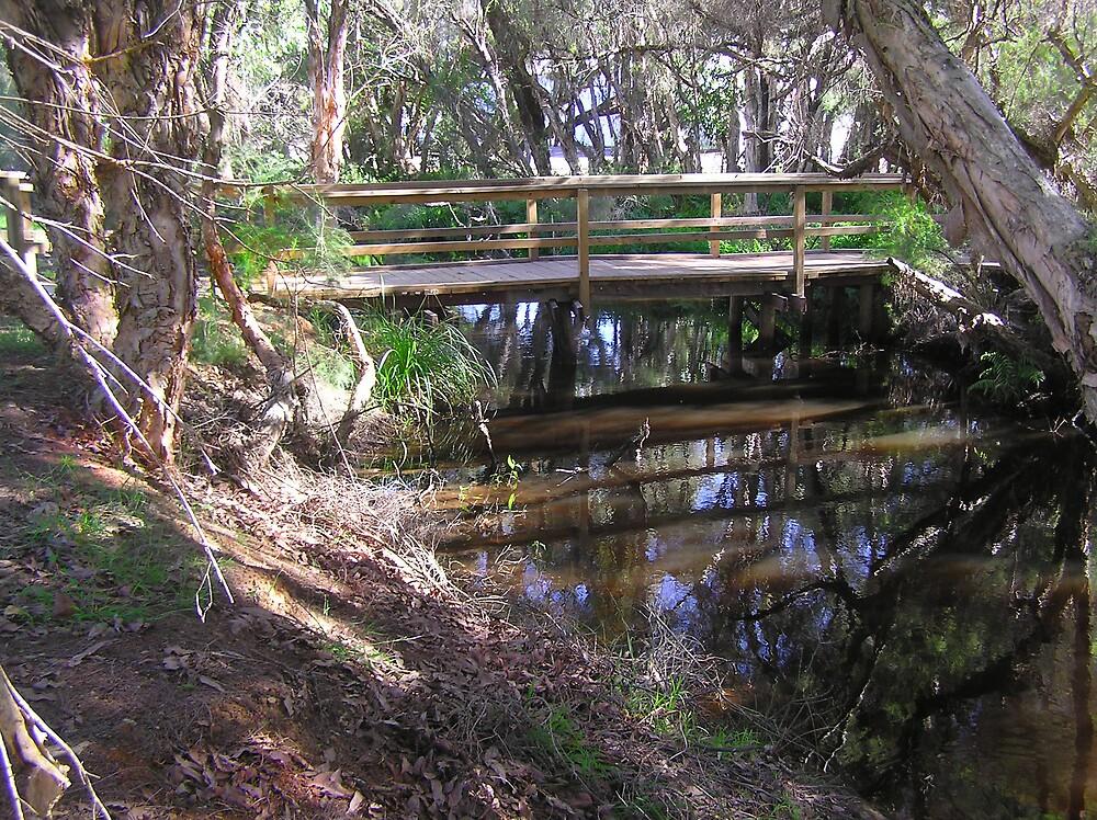 Bridge over the brook by georgieboy98