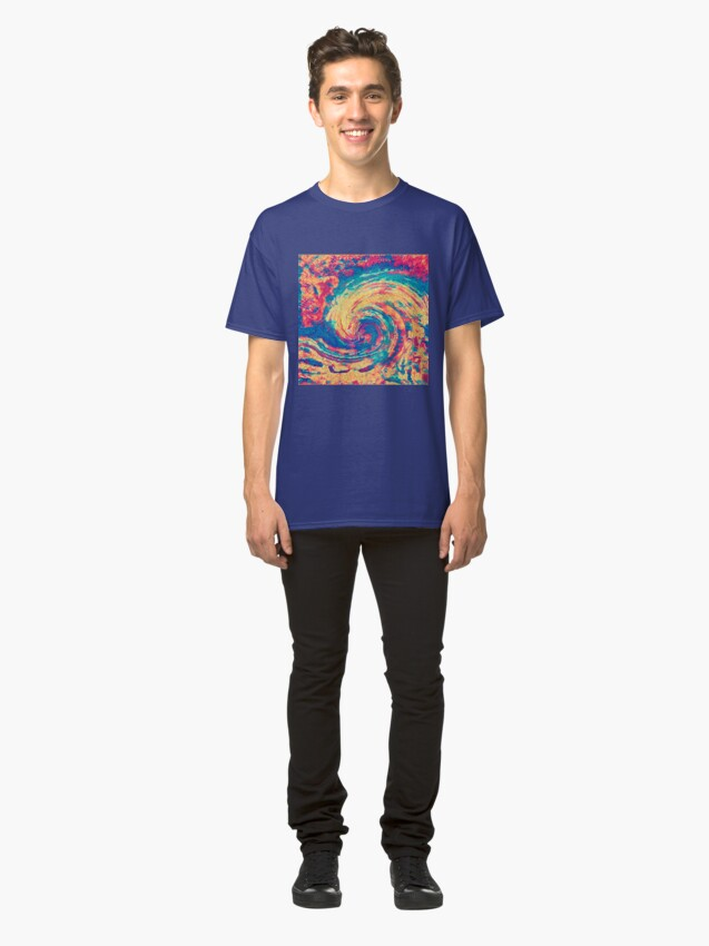 Alternate view of King wave Classic T-Shirt
