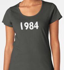 1984 Design Women's Premium T-Shirt