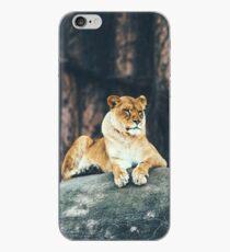 Lion Rock it iPhone Case