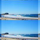 Beach to Nobbys by KazM