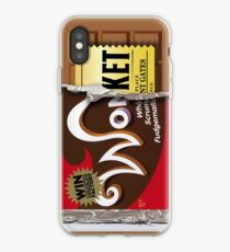 Wonka Chocolate Bar iPhone Case