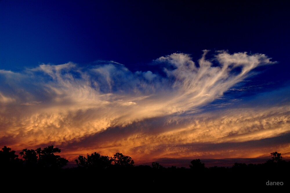 colours and clouds at carpentaria downs einasleigh by daneo