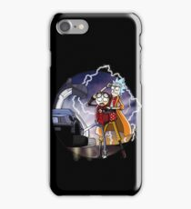 Back to the future - Parody iPhone Case/Skin