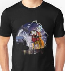Back to the future - Parody T-Shirt
