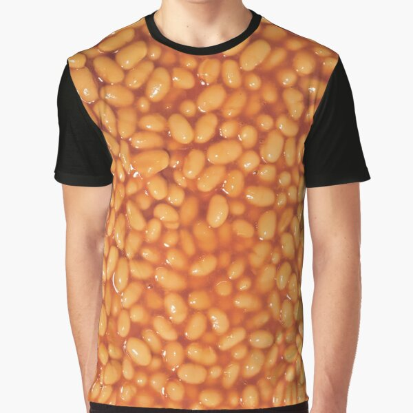 Baked Beans Graphic T-Shirt
