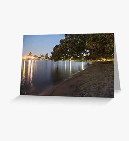 Freshwater Bay Fig Greeting Card