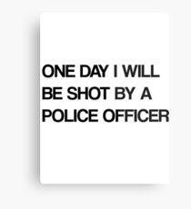 cop Metal Print
