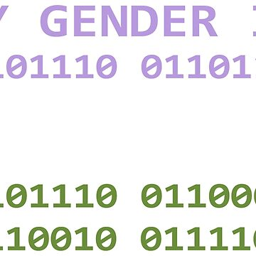 My Gender is Non-binary by shayerahol22
