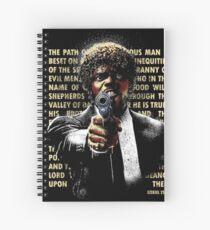 Pulp Fiction - Jules Spiral Notebook