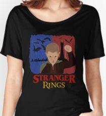 Stranger Rings Women's Relaxed Fit T-Shirt