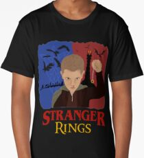 Stranger Rings Long T-Shirt