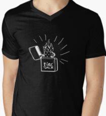 Before the Storm - Firewalk - Life is Strange 1.5 Men's V-Neck T-Shirt