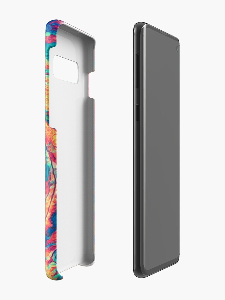 Alternate view of King wave Case & Skin for Samsung Galaxy