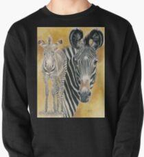Grevy's Zebra Pullover