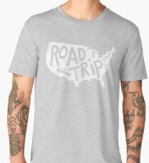 Road Trip USA - blue Men's Premium T-Shirt
