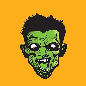 green zombie scream!!! by ainsel