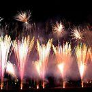 Fireworks 2007. by Marina Krmpotić