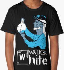 Walker White Long T-Shirt