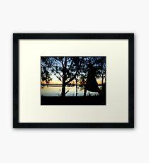 The Night Walker Framed Print