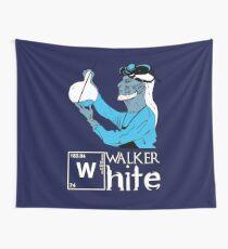 Walker White Wall Tapestry