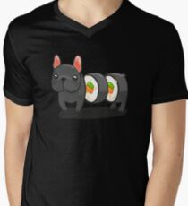 Dog sushi roll, the french bulldog T-Shirt