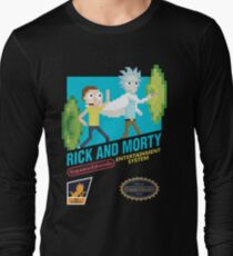 NES Parody 8bit T-Shirt