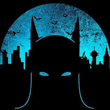 Dark bat by yol84
