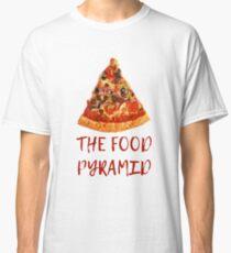 The food pyramid Classic T-Shirt