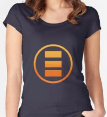 Logic Everybody Women's Fitted Scoop T-Shirt