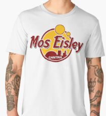 Mos Eisley Cantina- Tatooine Men's Premium T-Shirt
