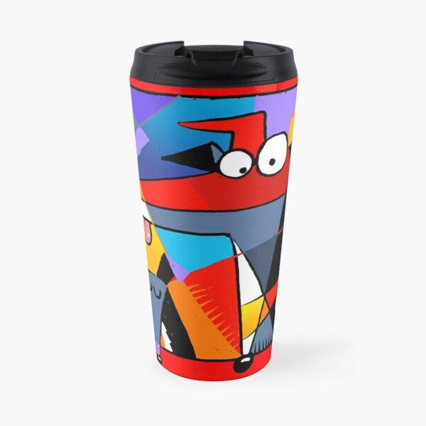 Derpism Travel Mug