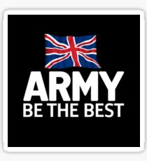 British Army - Be The Best Sticker