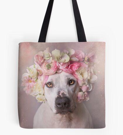 Flower Power, Jessica Tote Bag